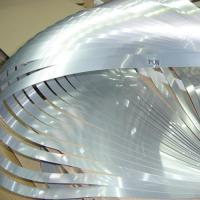 Aluminum strip for window blinds Manufactures