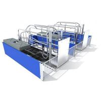 Buy cheap piggery equipment pig pen pig fence for sale from wholesalers