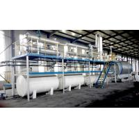 Pyrolysis Machine Waste rubber refining equipment Manufactures