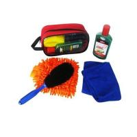 5pcs car cleaning cloth combination set car cleaning products Manufactures