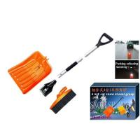 Buy cheap 90cm length 4 in 1 ice scraper snow brush snow shovel from wholesalers