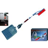 Buy cheap Portable utility 4 in 1 ice scraper snow brush snow shovel kit from wholesalers