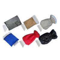 Buy cheap Winter warmth design Ice scraper with glove from wholesalers