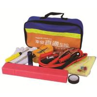 China 26PCS Auto Automotive Emergency Tool Kit Highway Road Side Assistance Car Supplies Set on sale