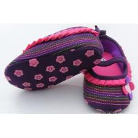 China Baby Shoes Canvas baby shoes for boys and girls on sale