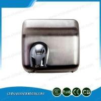 Eco Friendly Electronic Powerful Chrome Bathroom Hand Dryer Manufactures