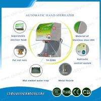 Automatic Liquid Hand Sterilizer Dispenser For Hospital Manufactures