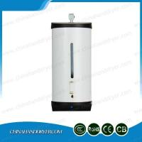 Electric Wall Mounted Liquid Hite Soap Dispenser With Refillable Soap Container And Soap Pump