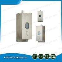 Battery Powered Hotel Stainless Steel Good Quality Infrared Sensor Auto Soap Dispenser Set Manufactures