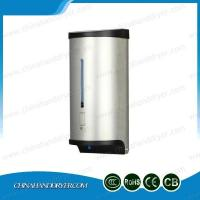 0.8l Stainless Steel 304 Touch Free Wall Soap Dispenser Manufactures