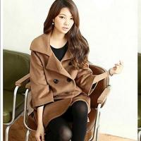 Buy cheap Women's Fashion & Clothing Women's Red/Black/Brown/Beige Coat , Casual  Sleeve Others from wholesalers