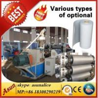 PVC Paint-free Board Making Machine Manufactures
