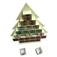Christmas Gift Mini Drawer Tree Candy Box Manufactures