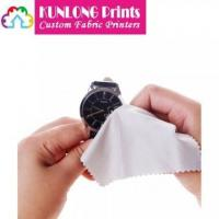 China Microfiber Watch Cleaning Cloth (KLWCC-001A) on sale