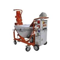DP-N5 cement spraying machine with auto-mixing feature Manufactures