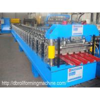 China Trapezoid Roof Roll Forming Machine on sale