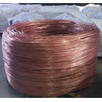 China Metal ingots Copper wire on sale
