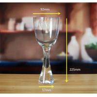 Drinking Glasses Handmade Transparent Wine Glasses Manufactures