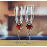 Drinking Glasses Hand Painted Champagne Glasses Manufactures