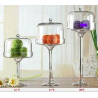 Buy cheap Spirit Glasses Daxi Houseware Custom High Quality Crystal Cake Stand And Dome Or Cover from wholesalers