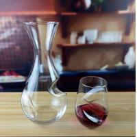 Buy cheap Drinking Glasses Tourbillon Aerating Wine Decanter from wholesalers