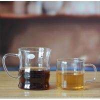 Drinking Glasses Custom Caf Au Lait Glass Cups Manufactures