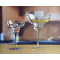 Drinking Glasses DX-70152 Personalized Halloween Cocktail Margarita Glass Manufactures
