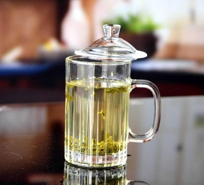 Quality Drinking Glasses Glass Tea Cups for sale