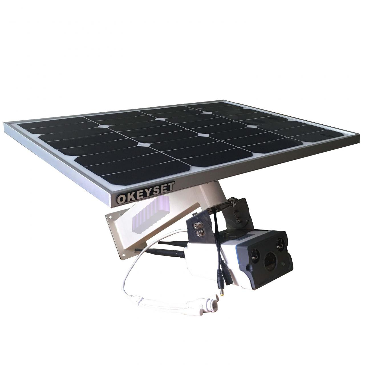 Buy cheap Solar wireless network mon from wholesalers