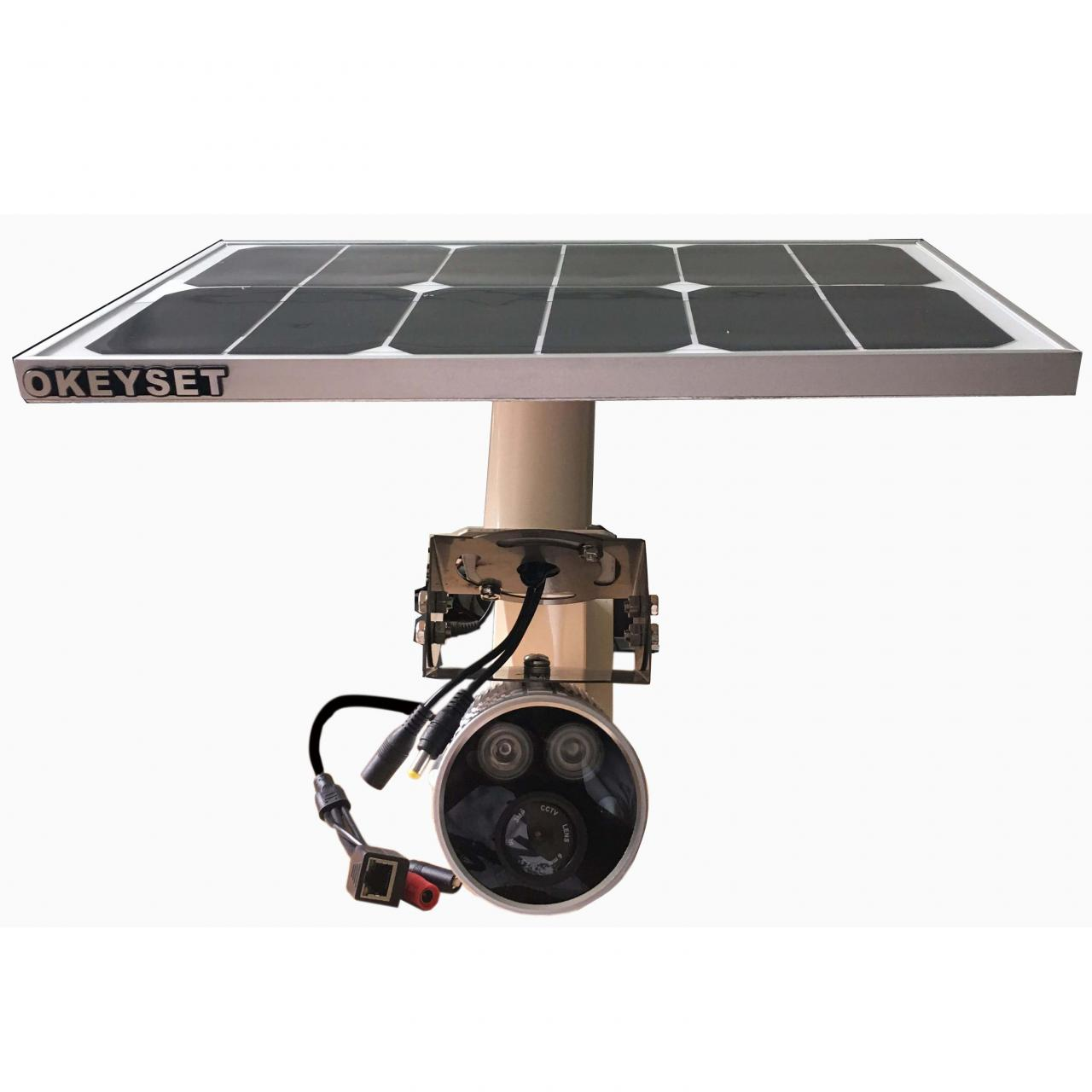 Buy cheap Solar camera JC0008A from wholesalers