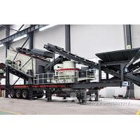 Buy cheap Mobile VSI Crusher from wholesalers