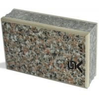 Buy cheap Marble Finish SEPS Thermal Insulation Decorative Wall Panel from wholesalers