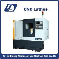 Buy cheap Small CNC Lathes from wholesalers