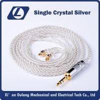 Buy cheap Single Crystal Silver Cable from wholesalers
