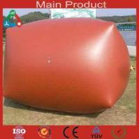 Excellent small food waste treatment biogas digester Manufactures