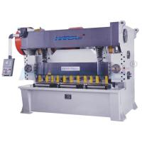 Buy cheap High precision pneumatic clutch friction guillotine shearing machine from wholesalers