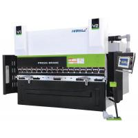 Buy cheap DA-69T touch screen CNC press brake from wholesalers