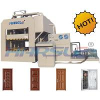 Buy cheap Frame-type hydraulic security metal door press machine from wholesalers