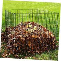 China Durable Steel Easy Assembly Garden Compost Bin on sale