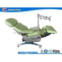 Hospital Patient Dialysis Chair / Medical Recliner Chair For Clinic Care (GT-BC202-02) Manufactures