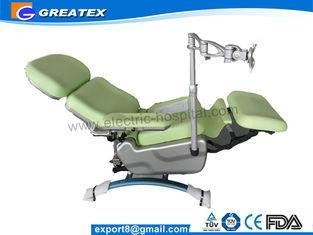 China Hospital Patient Dialysis Chair / Medical Recliner Chair For Clinic Care (GT-BC202-02)