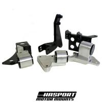 Engine Mounts Hasport 96-00 Civic K-Swap Mount Kit[EKK2] Manufactures