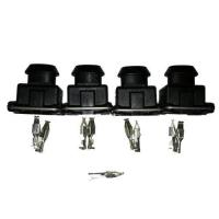 Quality Injectors Obd1 Injector Clips and pins[inj-clip] for sale