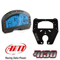 Quality Savings Packages AIM MXL Strada Dash and 4130 Fab Dash Mount Combo[AIM4130Combo] for sale