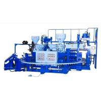 Rotary PVC Children Boot Making Machine Manufactures