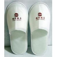 Hotel Amenities Disposable Hotel Bathroom Guest Slippers for Guest Manufactures