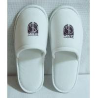 Hotel Amenities Terry Towelling Hotel Room Slippers Manufactures