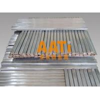 Stainless-steel Clad Copper flat/rectangle and Round Bars by Compound Extrusion Presses Manufactures