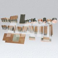 China Titanium Cladded Copper Sheets by Explosion Cladding for Two Layers or Three Layers on sale