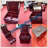 China Wooden Cosmetics Organizer on sale